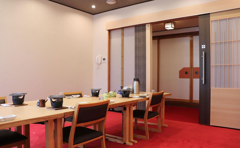 熱海温泉湯の宿平鶴 食堂