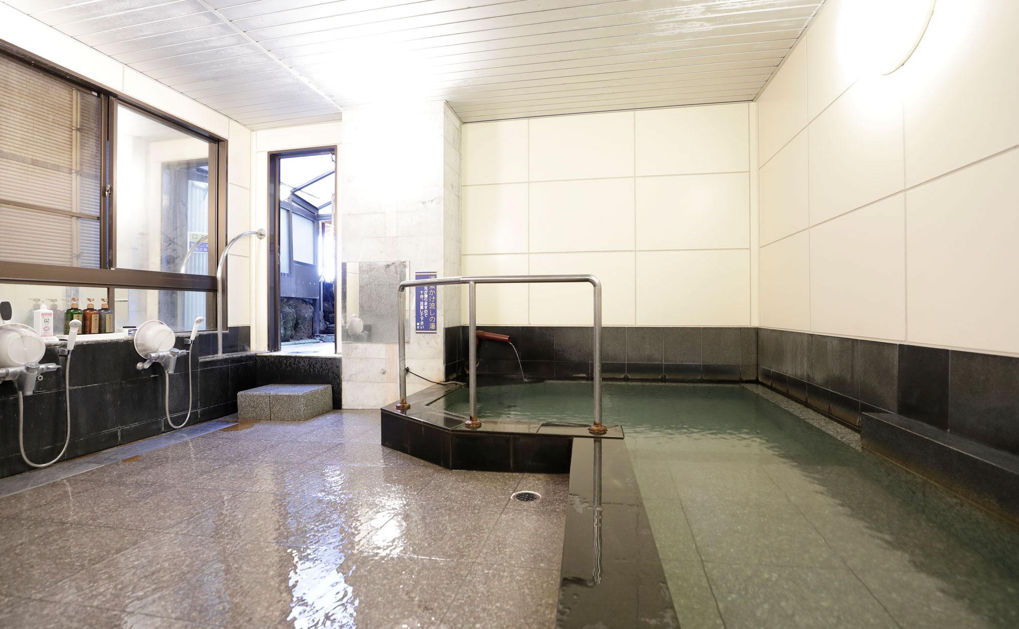 熱海温泉湯の宿平鶴 大浴場