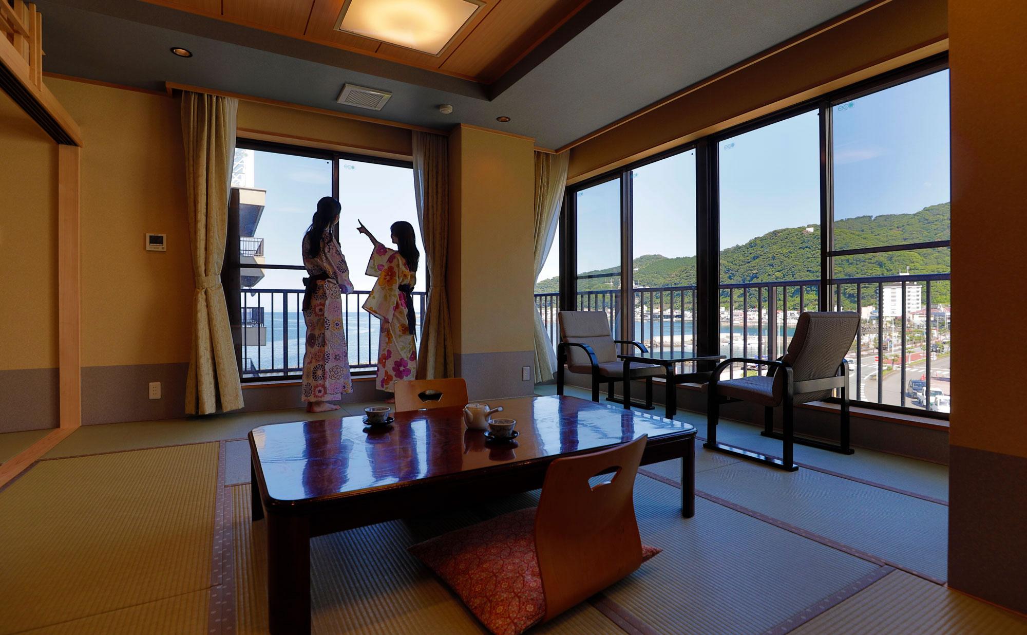 熱海温泉湯の宿平鶴 一般客室