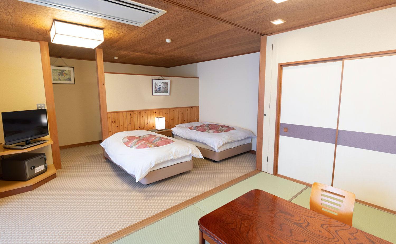 熱海温泉湯の宿平鶴 特別室・団体客室