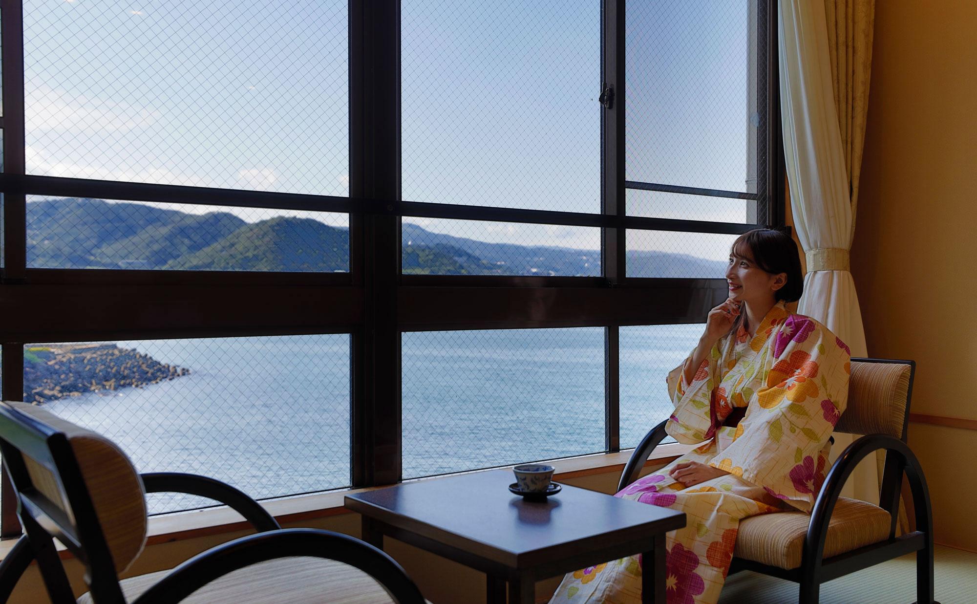 熱海温泉湯の宿平鶴 客室