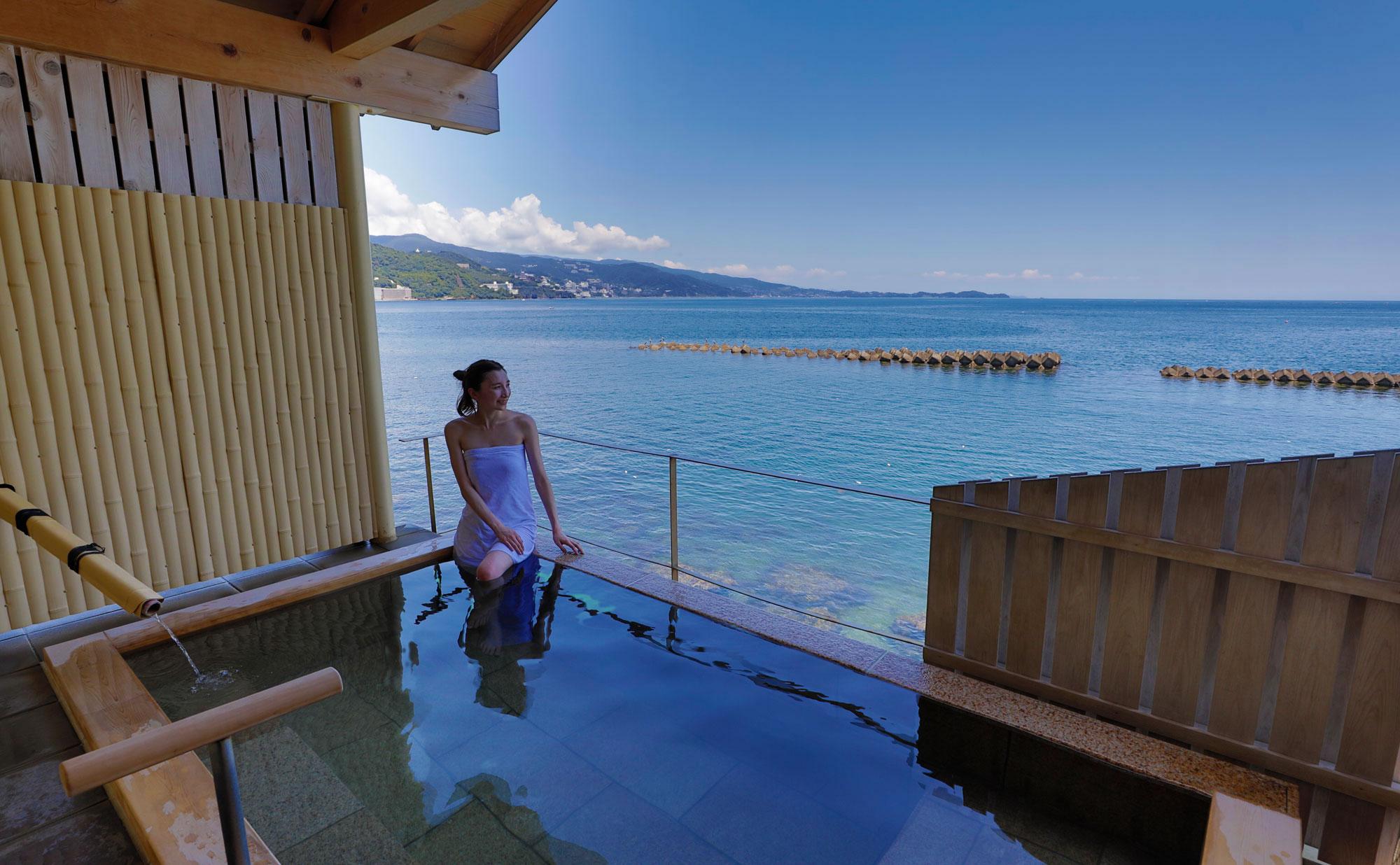 熱海温泉湯の宿平鶴 天然温泉
